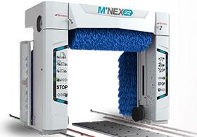 Istobal MNEX22 - jednoportálová umývacia linka